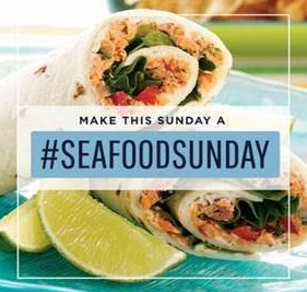 ASMI Launches #SeafoodSunday, Invitation and Inspiration to Enjoy More Wild Seafood Together
