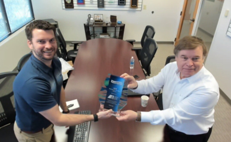 Trans-Ocean Products Awards Action Food Sales with 2020 Broker of the Year Honors
