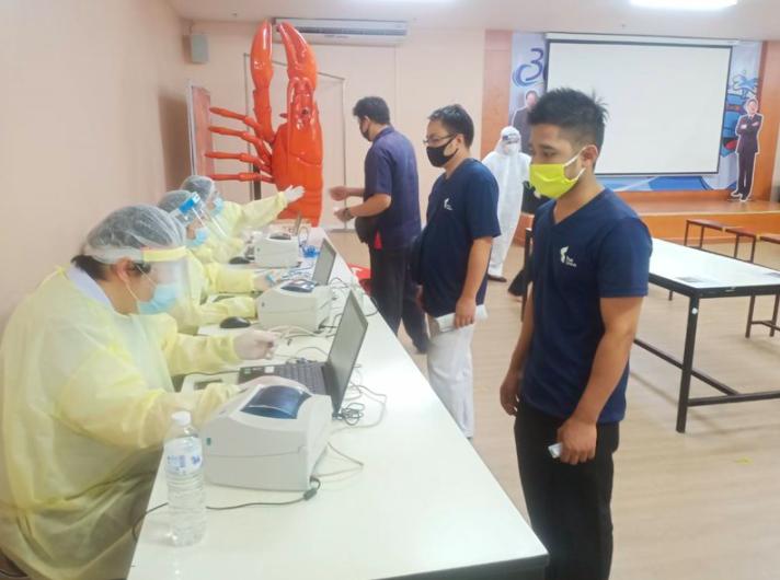 Thai Union Gives Update After Coronavirus Outbreak in Samut Sakhon