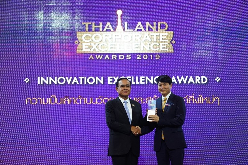 Thai Union Receives Outstanding Innovation Honor at Thailand Corporate Excellence Awards