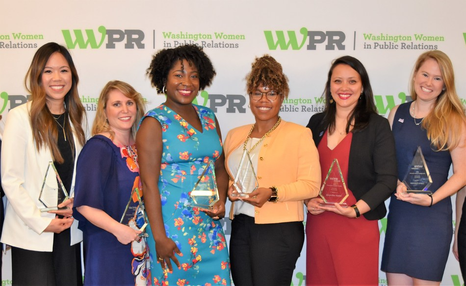 MSCs Jackie Marks Honored By Washington Women in Public Relations