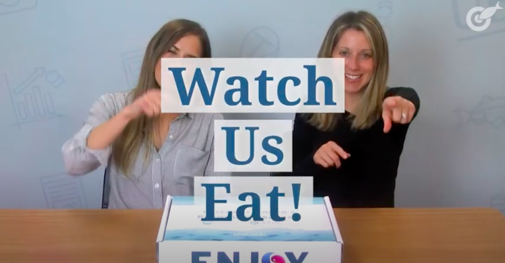 Watch Us Eat! We Try Korean Seaweed and Abalone Products