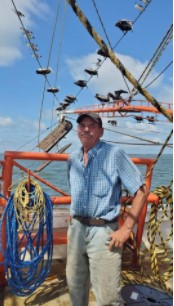 SC Shrimp Boat Captain Wayne Magwood Remembered by Southern Shrimp Alliance, Dirty Jobs Host