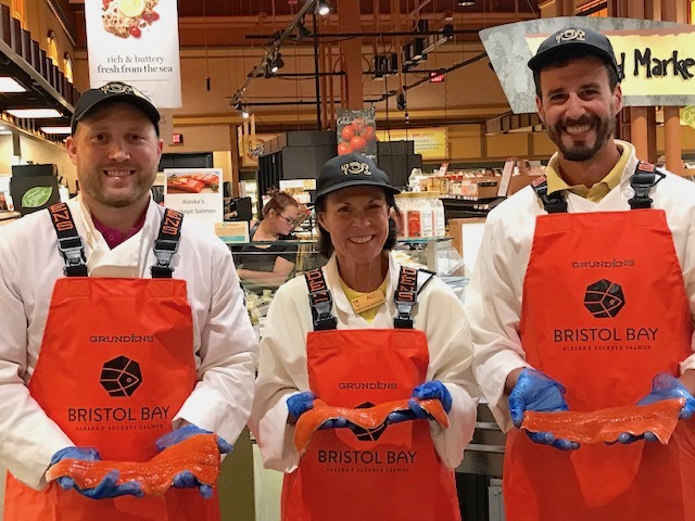 From Harvest to Home: Fresh Bristol Bay Sockeye Lifts Sales at Five Retailers Nationwide