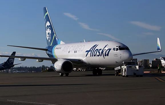 Wild Alaska Salmon Season Starts With Alaska Air Cargo Delivering More Than 64,000 Lbs. to Seattle