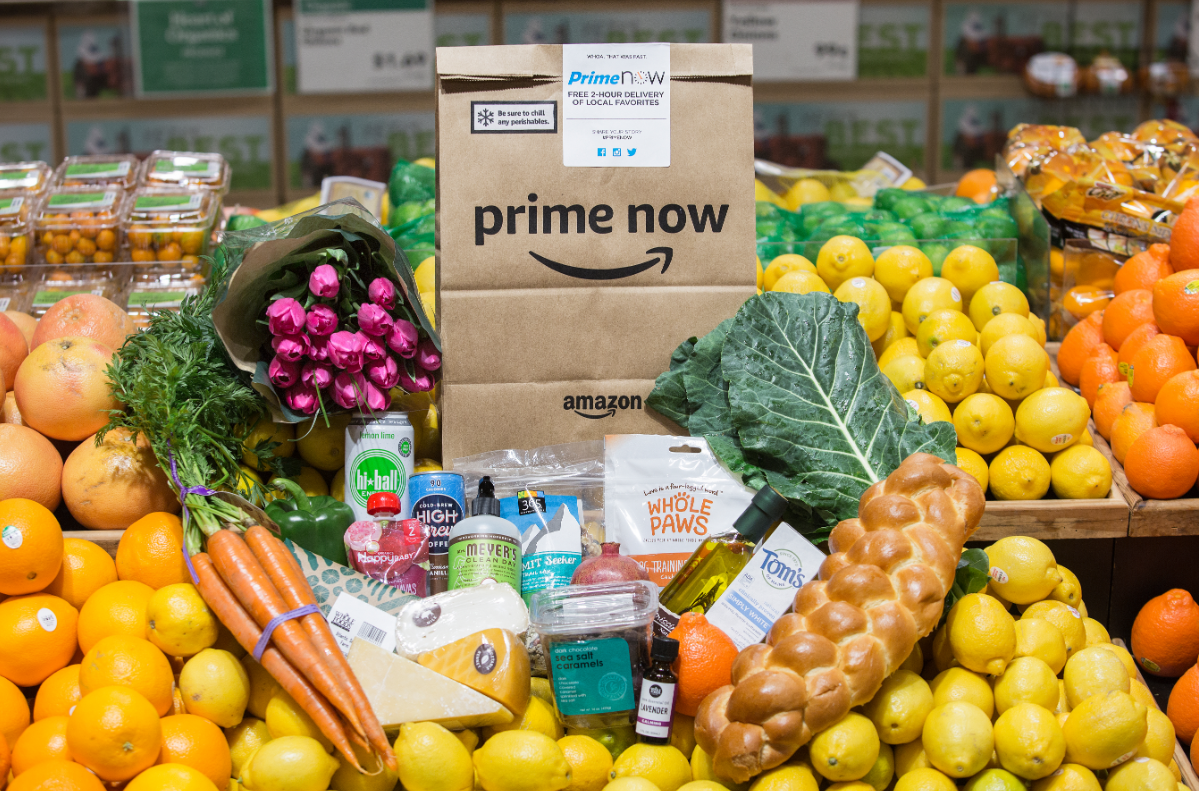 Amazon Expands Grocery Delivery from Whole Foods