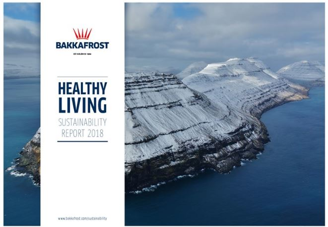Bakkafrost Releases Second Healthy Living Sustainability Report for 2018