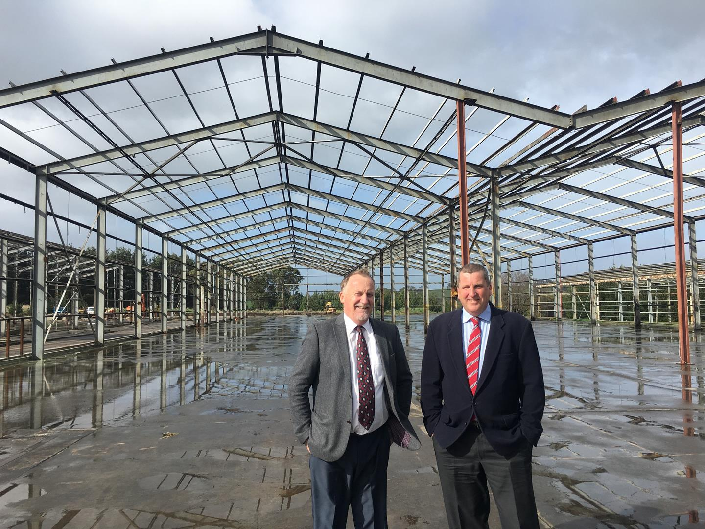 BioMars Tasmania Aqua Feed Plant Expected to Open in April
