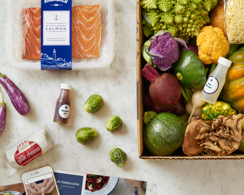 Blue Apron Announces What to Expect in 2020