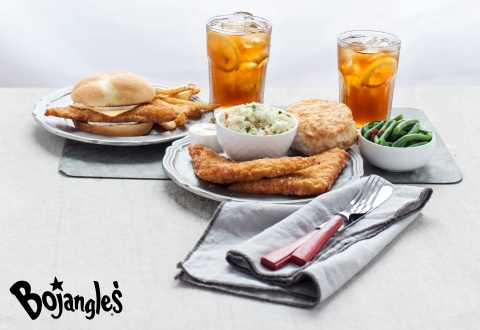 The BojAngler Fish Sandwich is Back at Bojangles Ahead of Lent