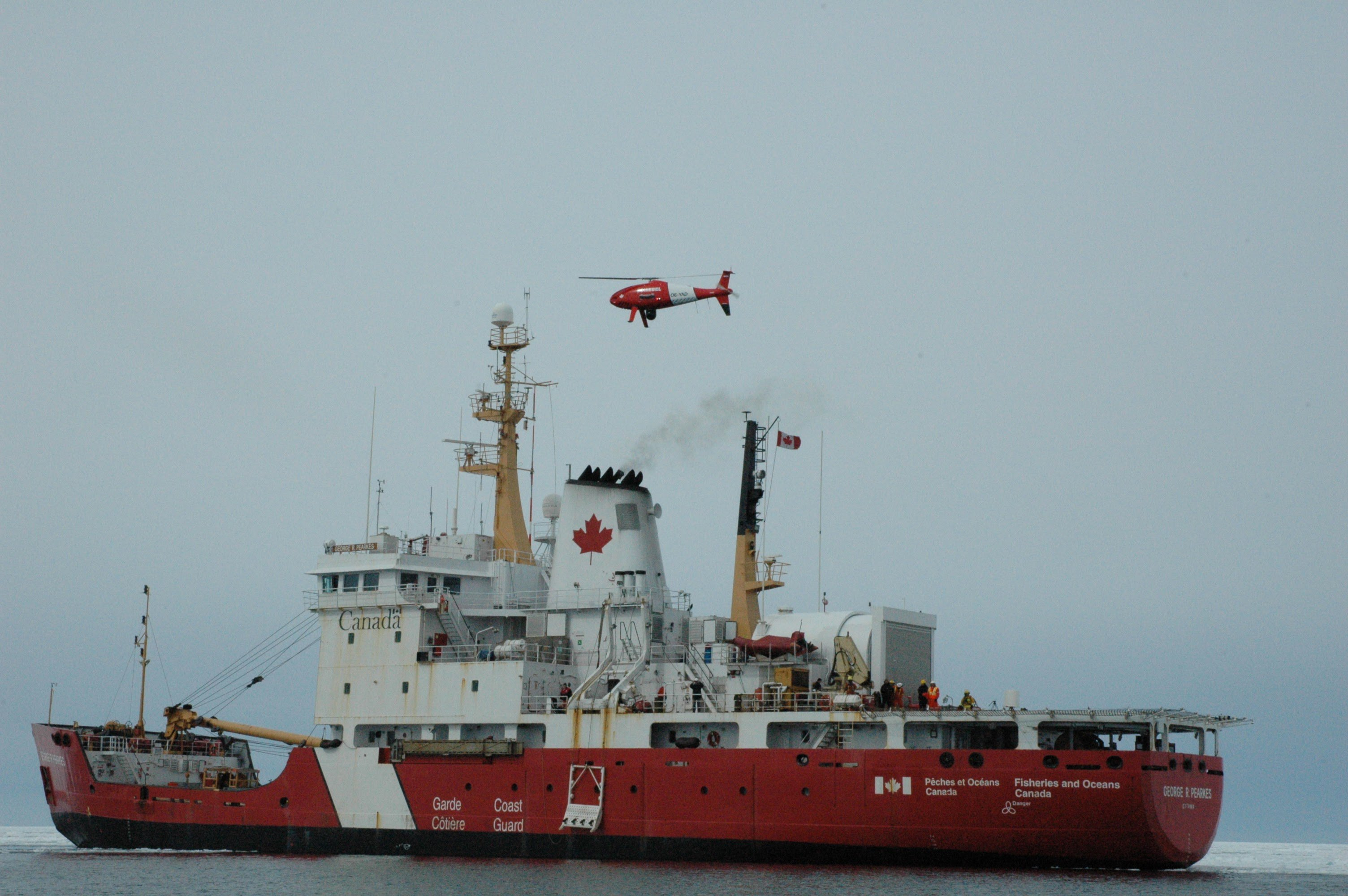 DFO, Canadian Coast Guard Begin 3-Day Operation to Remove Ghost Gear from Gulf of St. Lawrence