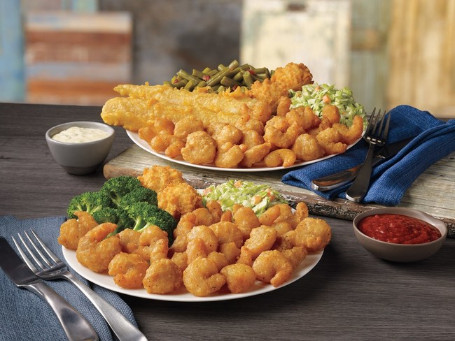 Captain Ds, Del Taco and Pancheros Add Shrimp to Menu for Lent