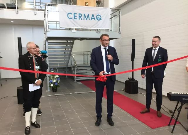 Cermaq Opens New Salmon Processing Facility in Norway