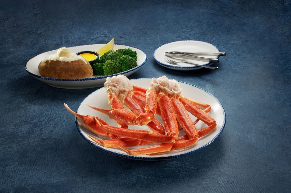 Red Lobster Winds Down Summer with New Crabfest Deals