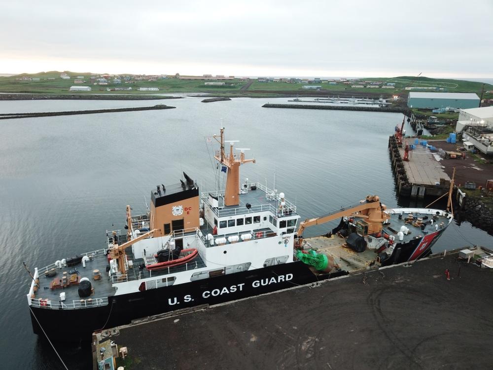 "USCG Buoy Tenders Ensure ""Economic Security"" of Alaska's $6B Seafood Industry"