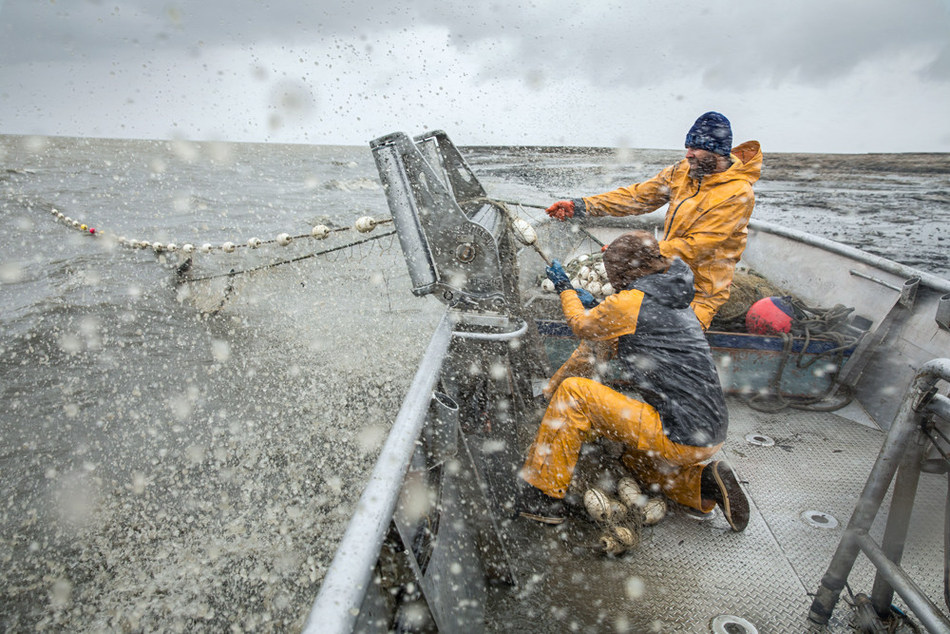 Duluth Trading Co. Debuts Fishing Clothing Line for Harsh Weather Conditions