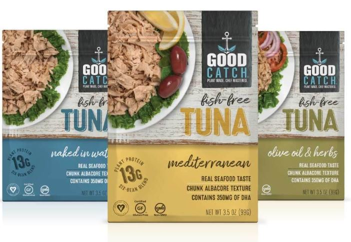 Good Catch Foods Using Algarithm's Plant-Based Algal Omega-3 DHA in Fishless Seafood Line