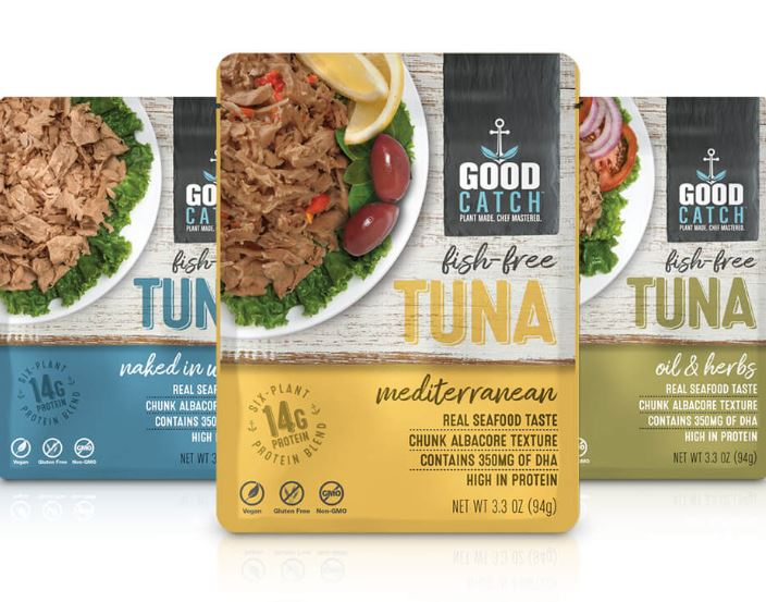 Plant-Based Seafood Brand Good Catch Gets Some Star Power With Celebrity Investors