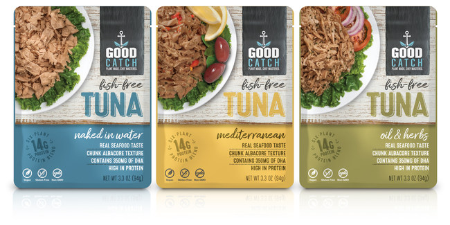 Good Catch Debuts Plant-Based Tuna at Whole Foods, Thrive Market