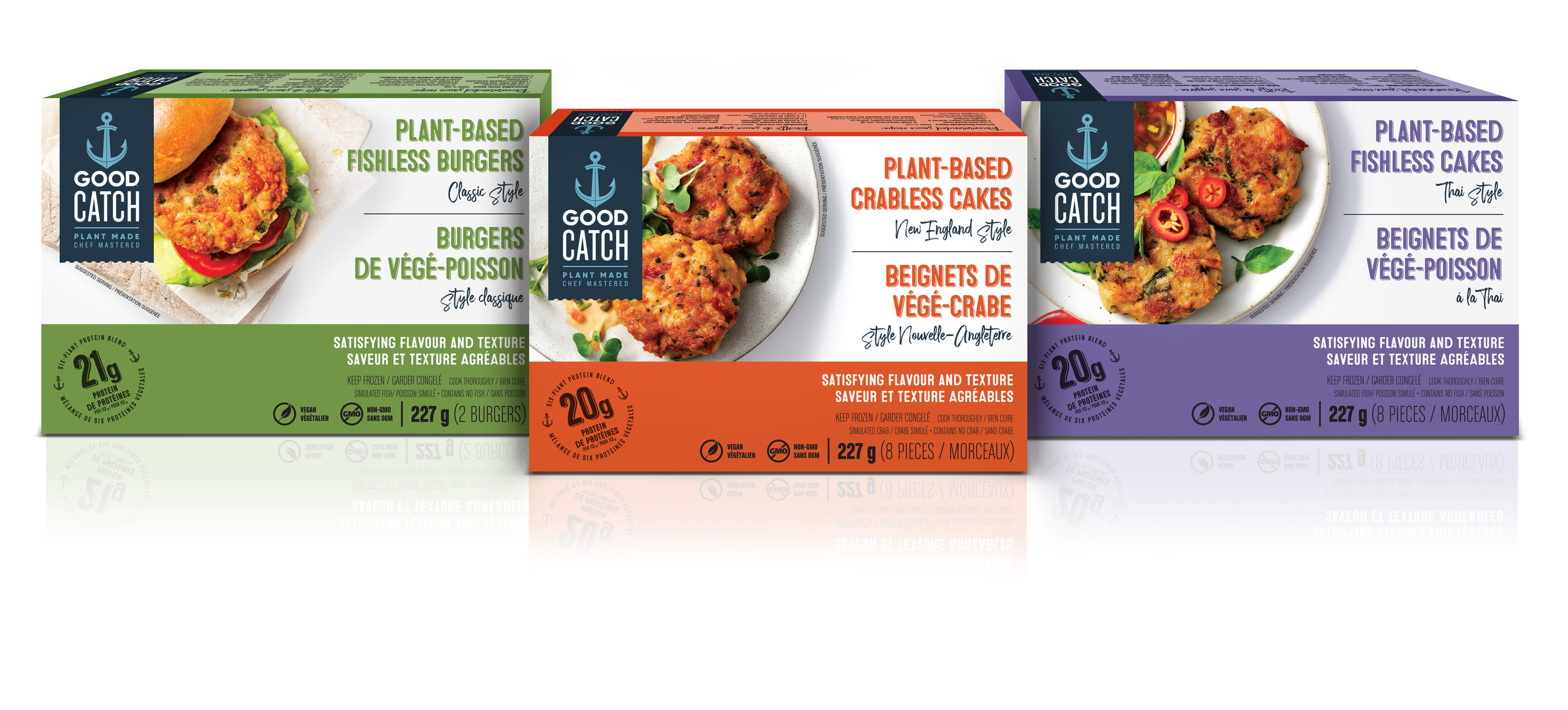 Good Catch Plant-Based Seafood Expands to Canada, Available in Over 600 Stores