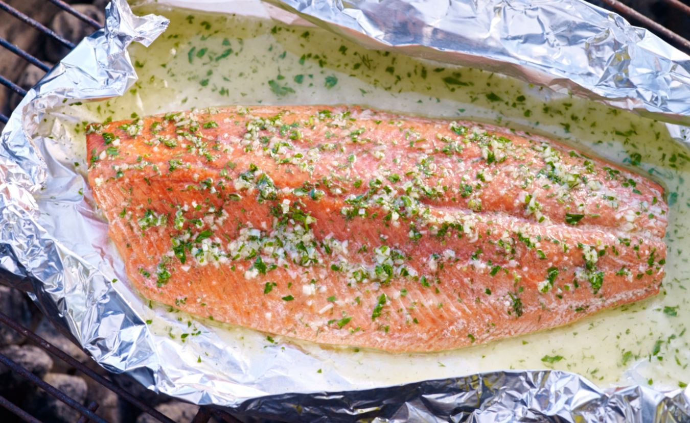 ASMI Celebrates Wild Alaska Salmon Season with Summer Grilling Push