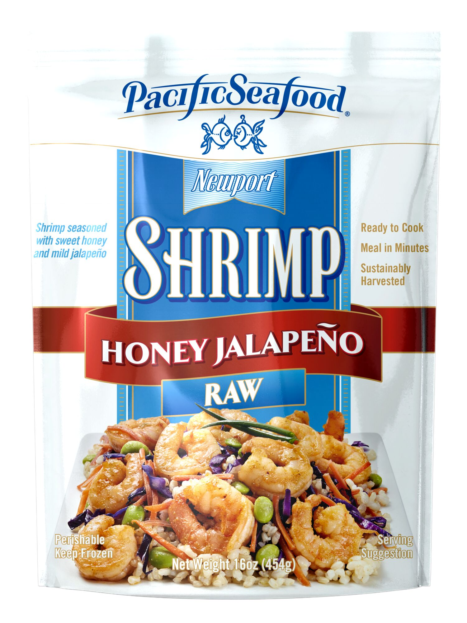 New Seasoned Shrimp Line Launched by Pacific Seafood