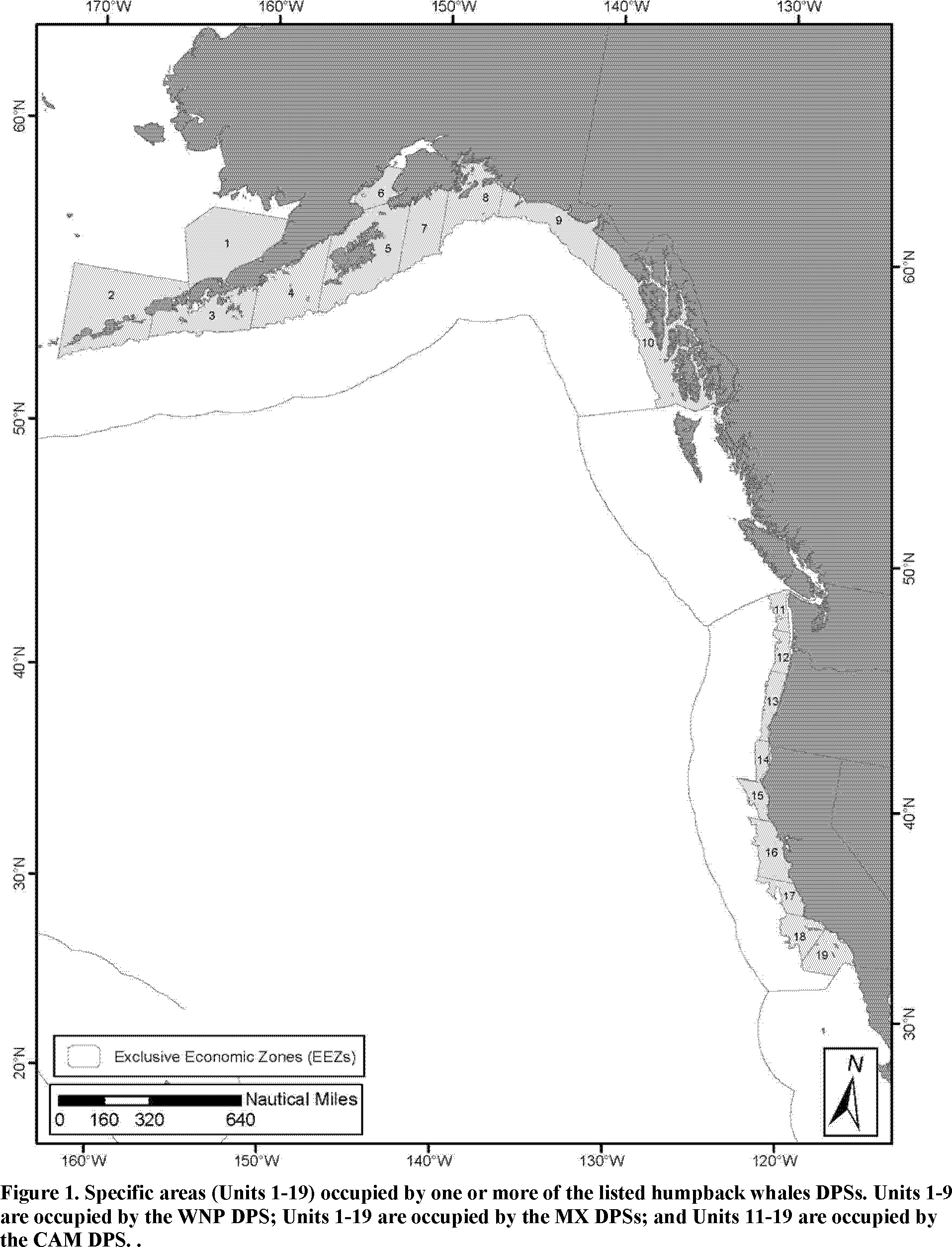 NMFS Publishes Proposed Habitat Designation for Pacific Humpback Whales