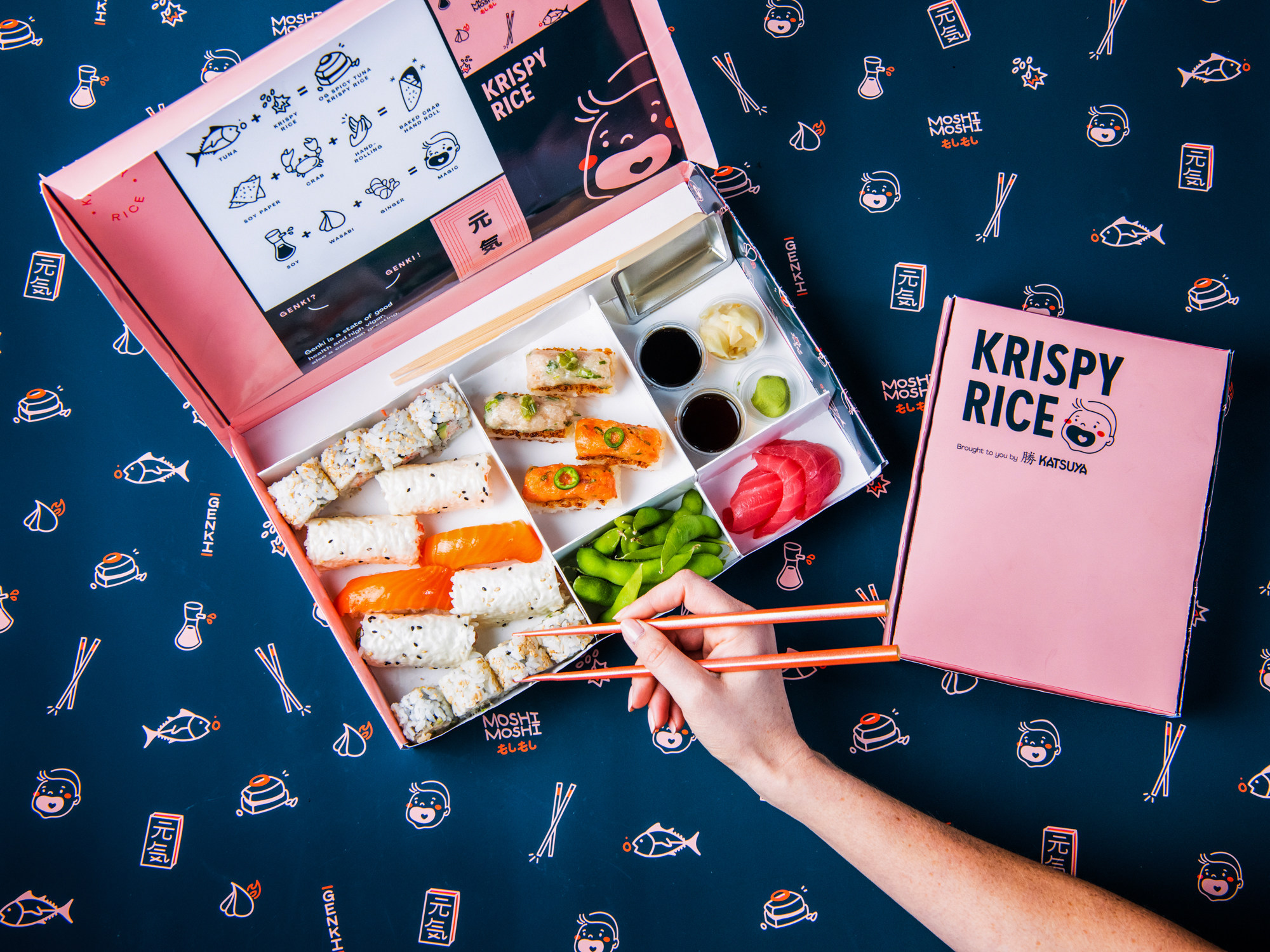 C3 Launches Delivery-Only Sushi Concept, Plans to Expand to Major Metro Areas Across U.S.