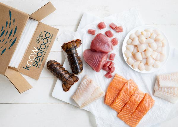 KnowSeafood Launches Direct-to-consumer Seafood Market Using Blockchain Traceability