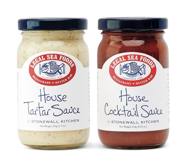 Legal Sea Foods Bringing Sauces, Marinades Nationwide Thanks to Agreement with Stonewall Kitchen