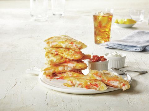 Friendlys Restaurant Adds Lobster Quesadilla, Lobster Mac & Cheese to Summer Menu