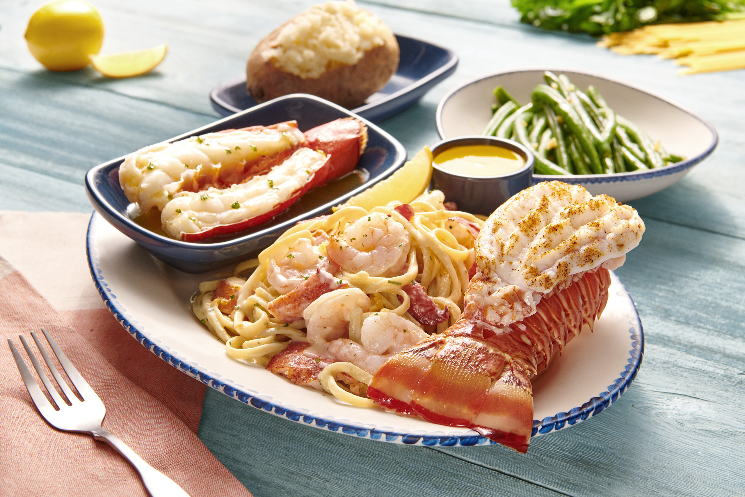 Red Lobster Launching 2 New Dishes During Lobsterfest