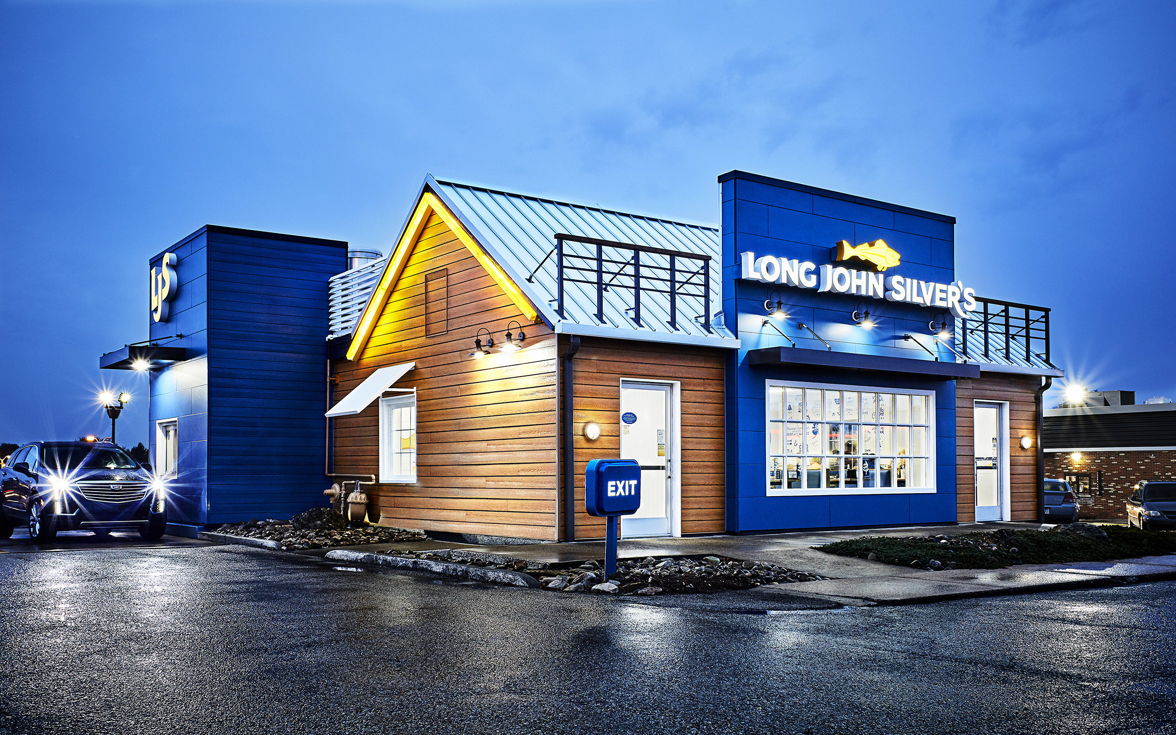 Long John Silver's Announces New CEO as Company Charts New Course