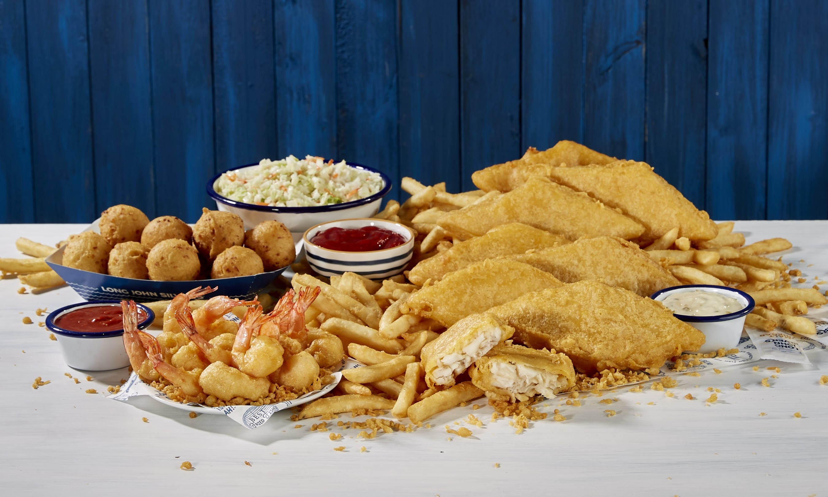Long John Silver's Ready for Lenten Season With Latest Shrimp Specials