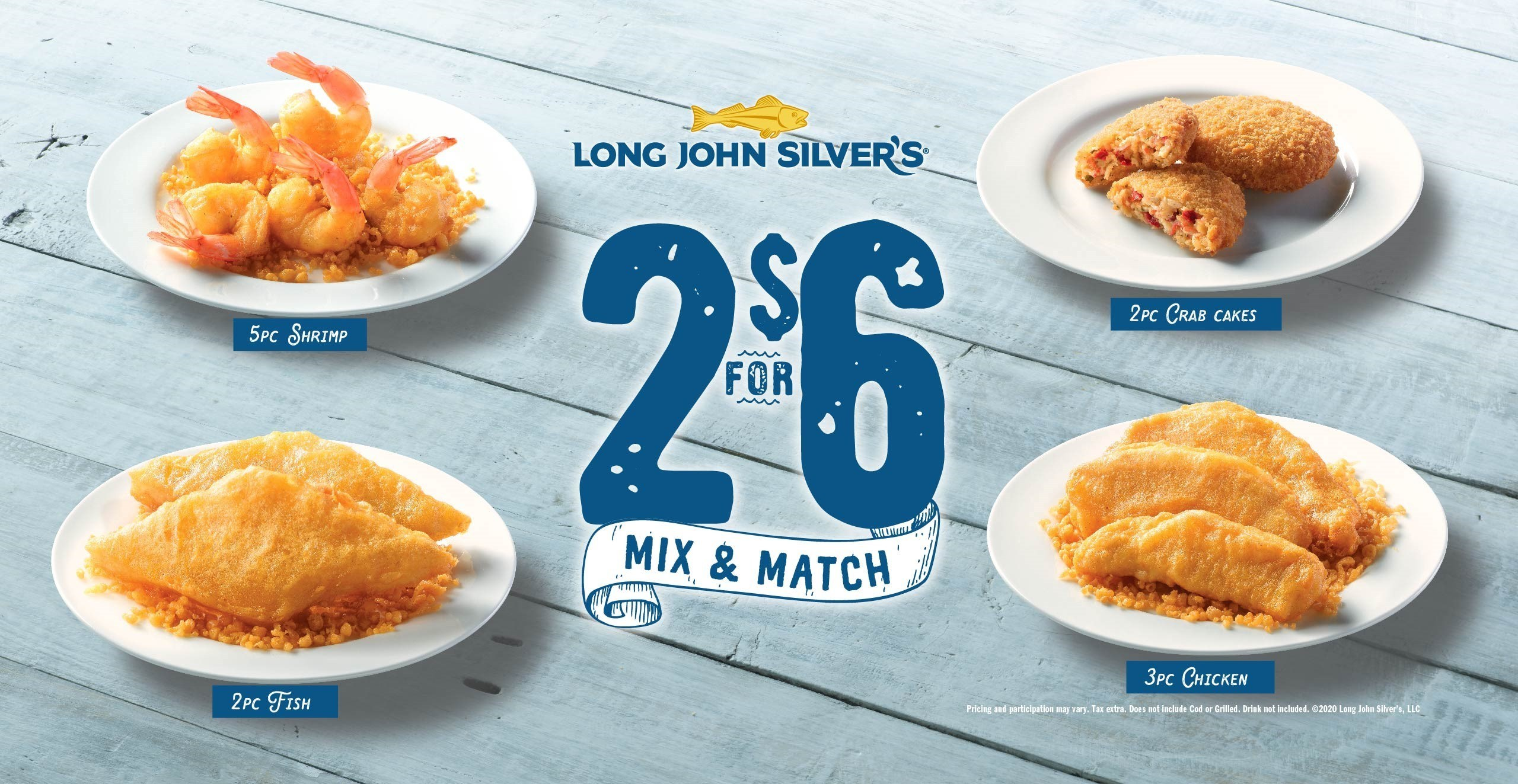 Long John Silver's Announces Lenten Season Specials