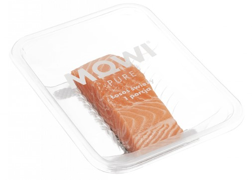 AmazonFresh Rolling Out New Mowi Pure Salmon Line