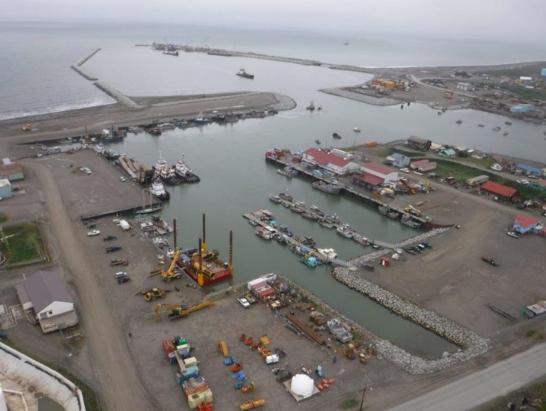 With Global Warming and Less Sea Ice, Nome is Emerging as Strategic Port for the U.S.