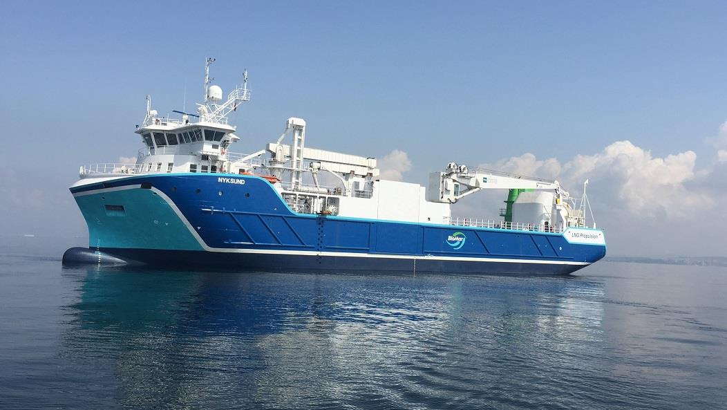 BioMar Norway, Bio Feeder to Develop Hybrid Fish Feed Vessel