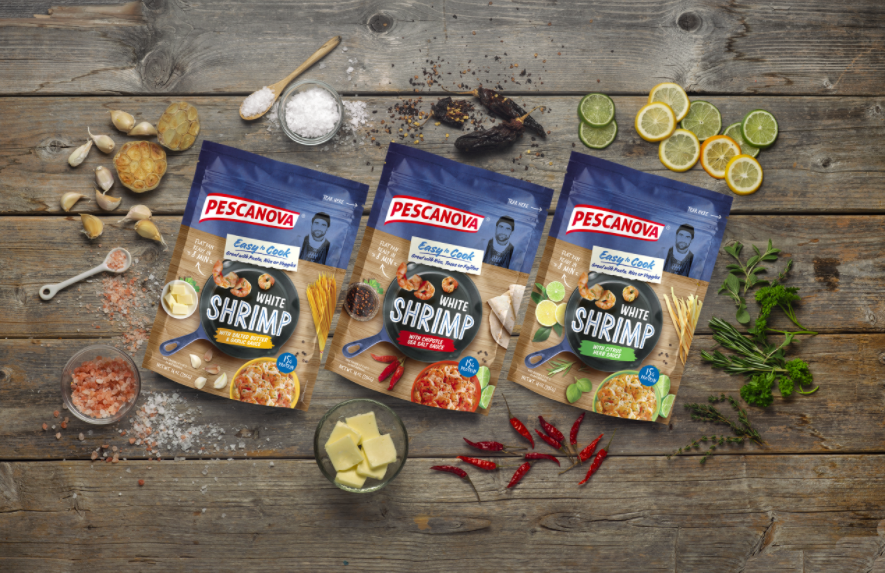Pescanova Introduces New Toss & Serve Shrimp as Convenient, Healthy At-Home Dinner Option