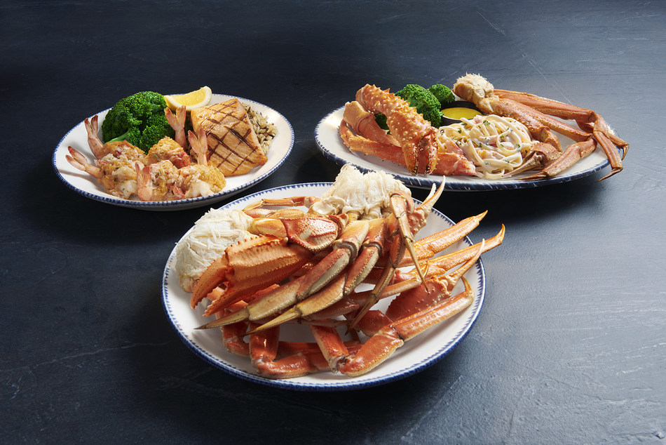 Crabfest Returns to Red Lobster with New Stuffed Dishes