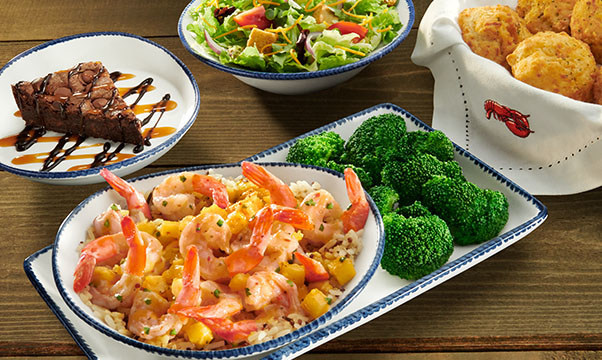 Red Lobster Introduces New 3-Course Shrimp Feast Event