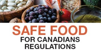 Canadian Food Inspection Agency Introduces Safe Food For Canadians Regulations, Effective January