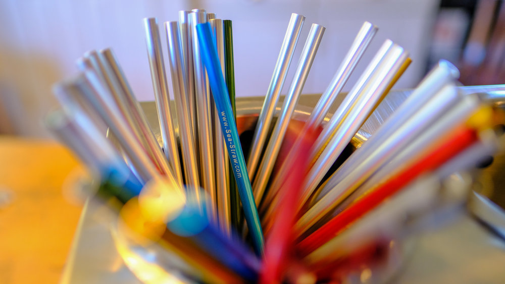 Plastic Straw Alternatives: How One Company Is Helping Protect Marine Life