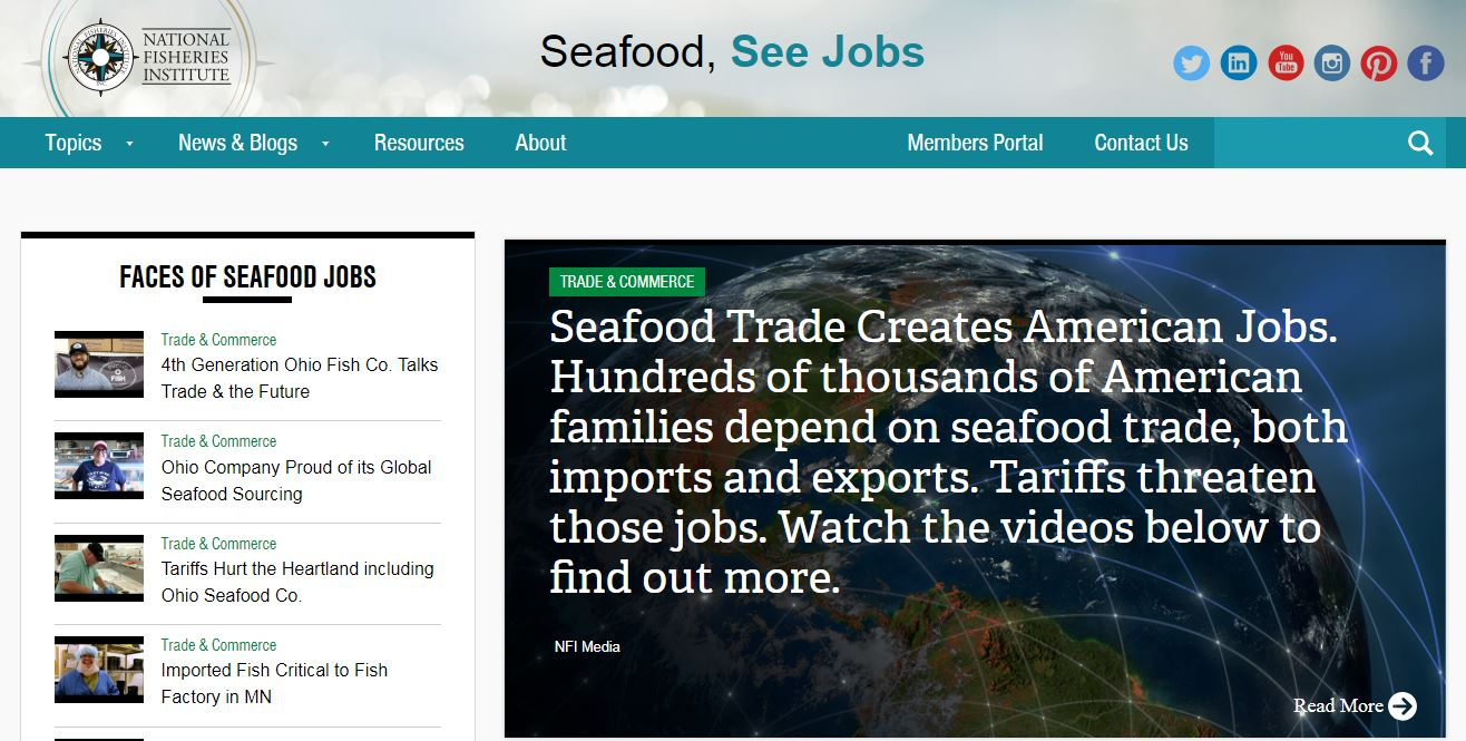 NFI Communications Manager Lynsee Fowler Breaks Down the Seafood, See Jobs Campaign