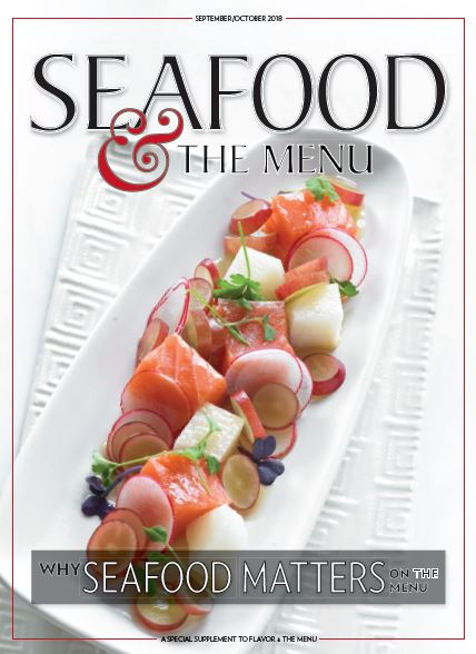 Chef Barton Seaver Launches 'Seafood & the Menu' Magazine