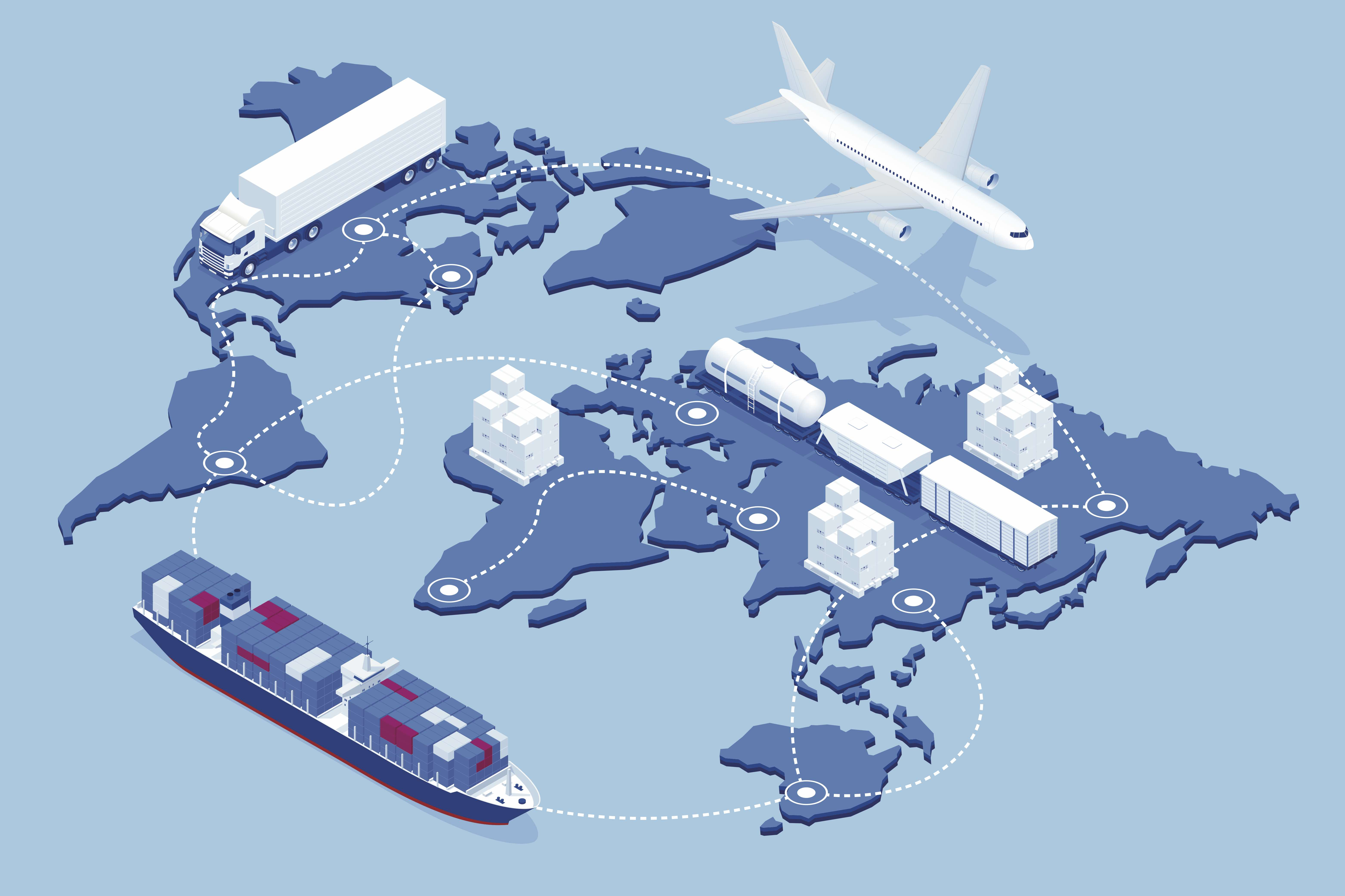 The Winding Glass: Destabilized Supply Chain Here to Stay
