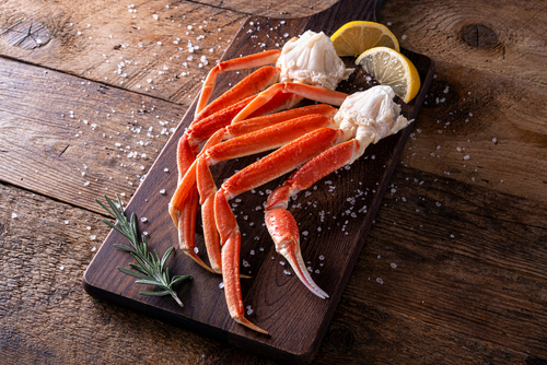Crisis in the North Pacific: Bering Sea Snow Crab Stocks Fall Sharp and Fast