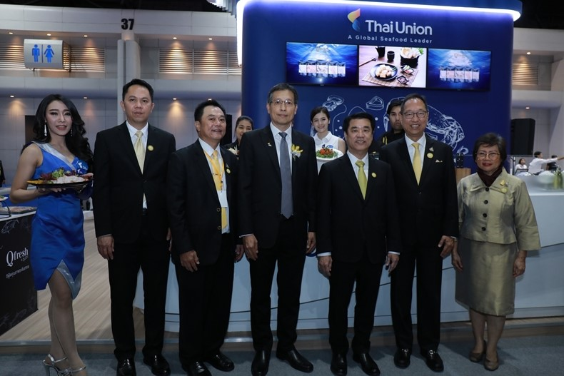 Thai Union Shows Off Yellowfin Tuna Slices, Tuna Infusion at Thailand Industry Expo