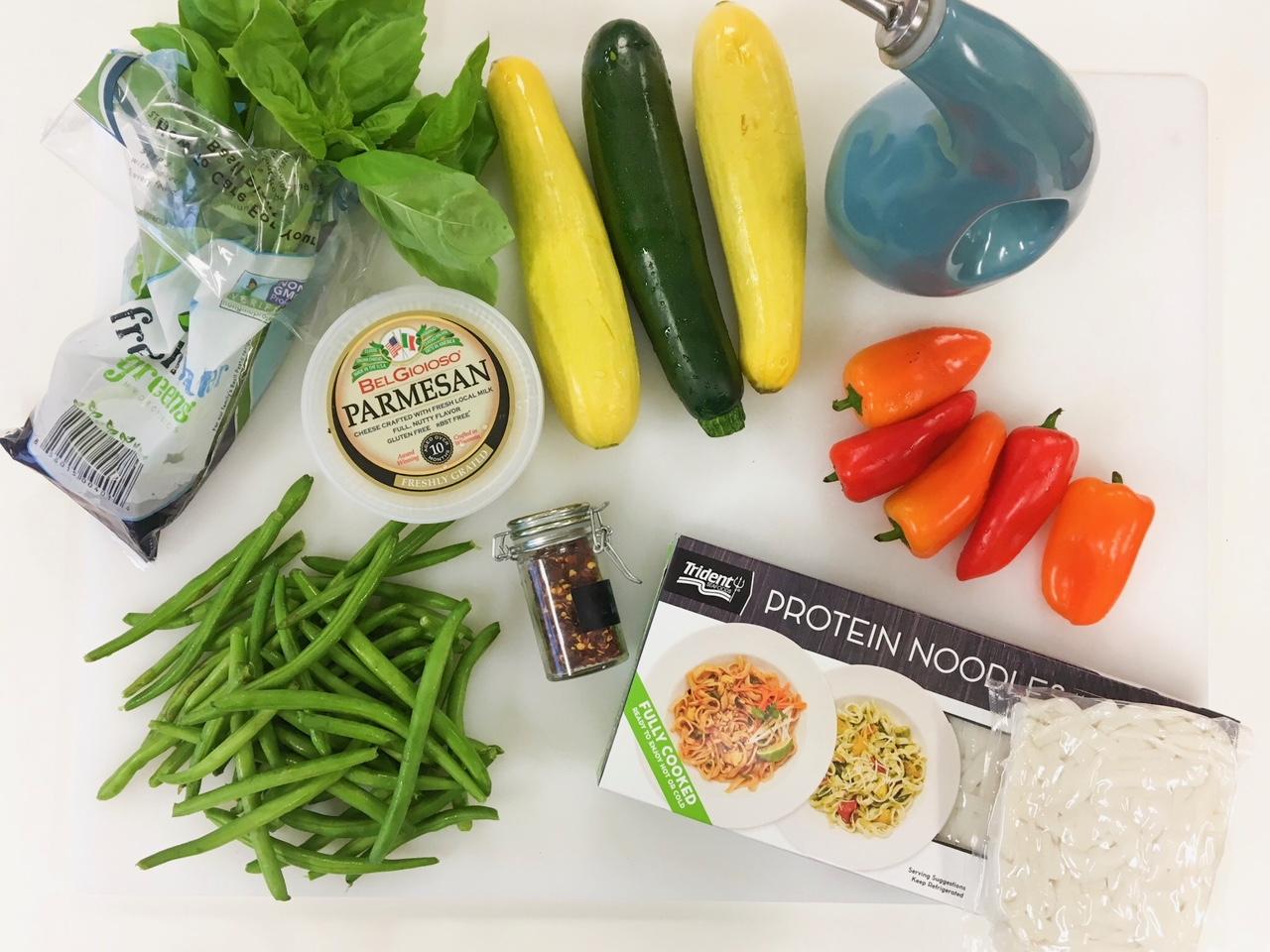 WATCH: Urner Barry Staff Tries Trident Seafoods Wild Alaska Pollock Protein Noodles
