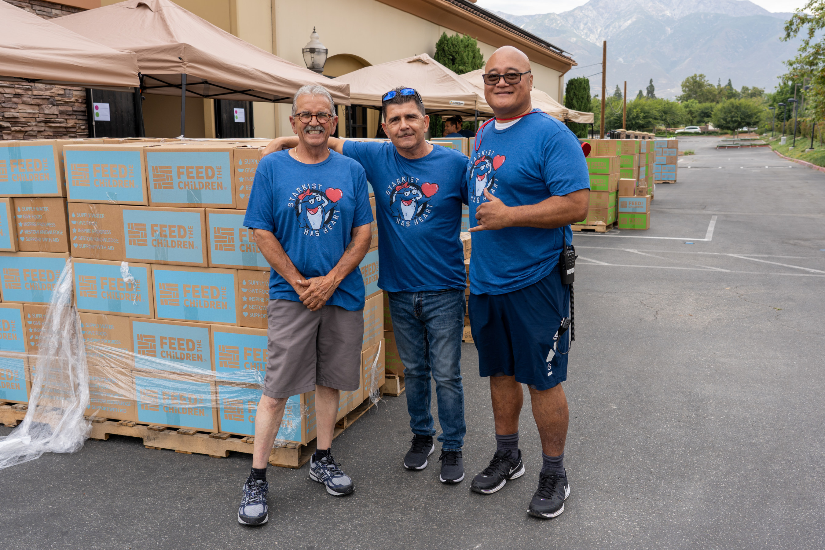 StarKist to Match First $25,000 Donated to Feed the Children to Help Those Impacted by Hurricane